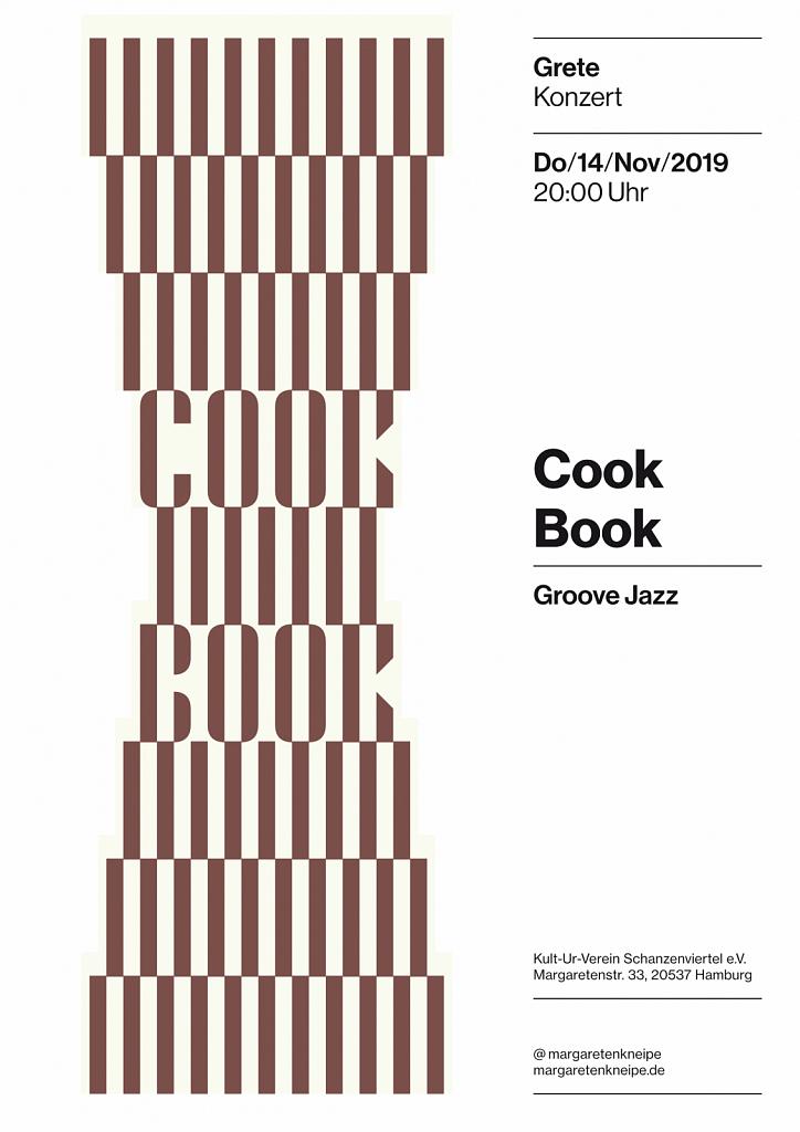 Cook Book @ Grete