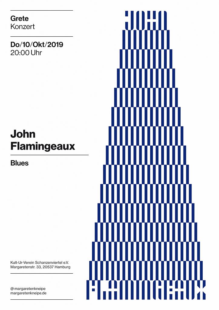 John Flamingeauy @ Grete