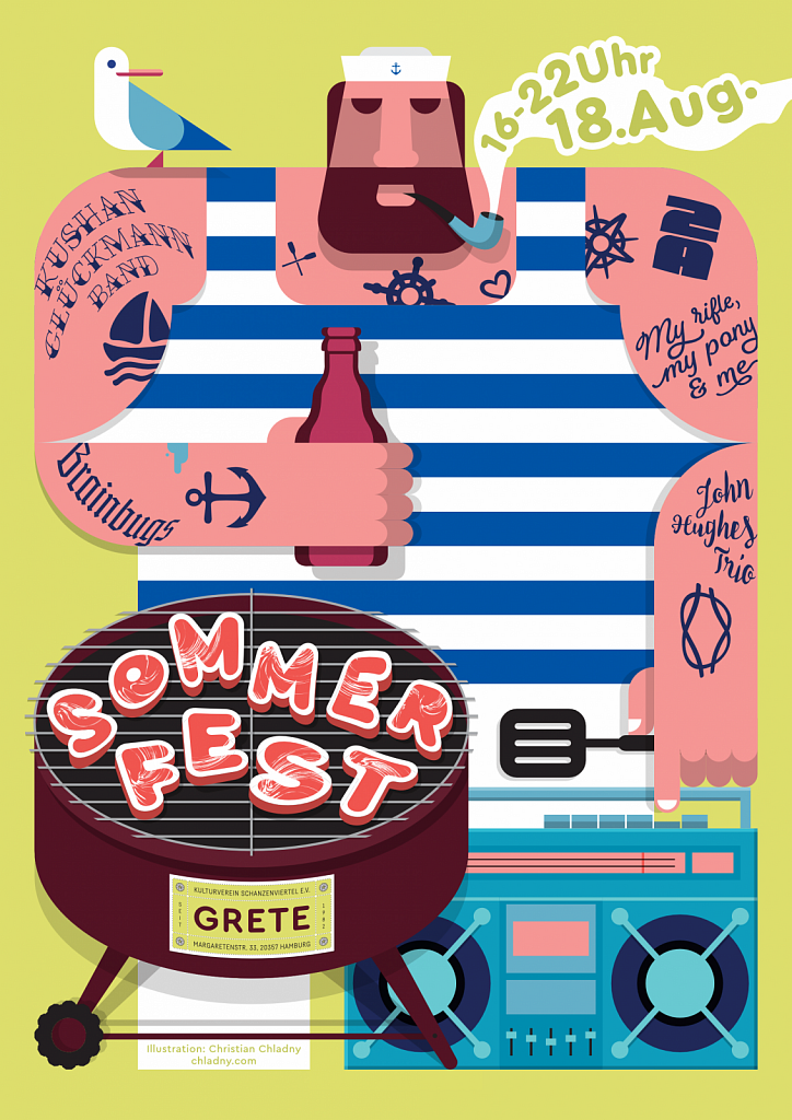 Grete Sommerfest